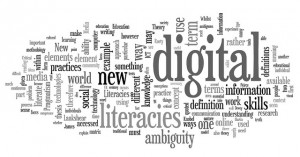 Digital Literacies wordle